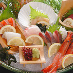 魚太郎 - 料理写真:造り7種盛