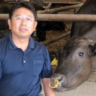 幻の牛を育てた生産者「尾崎氏」