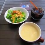 COWPENTERS - サラダ、スープ、ドリンク含む