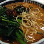 みょうが屋 - タンタン麺