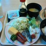 バイキングレストラン志高 - 料理写真:朝食
