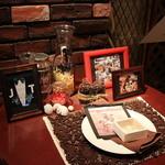 カフェレストラン クローチェ - ちょっとした置き物