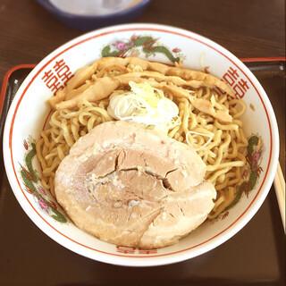 自家製太麺 渡辺 - 油そば 300g 680円