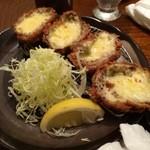 とんかつの喜多蔵 - チーズメンチ(単品)