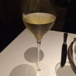 36480833 - ロブマイヤーのグラスでシャンパンを。
