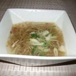 モンスレー - 締めの中国麺