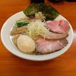 麺処 有彩 - チャーシューは3種類
