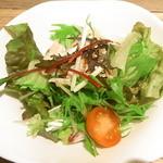 グレイスガーデン - 夜ランチのサラダ☆♪