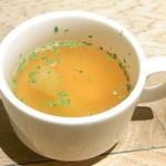 グレイスガーデン - 夜ランチのスープ☆♪