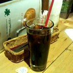 ワイン食堂 ガブガブ - アイスコーヒー
