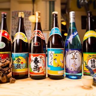 沖縄だけの特産酒「泡盛」