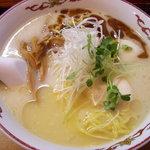 麺工房しろきや - 鶏塩ラーメン680円