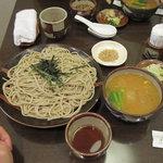 志な乃 - せいろ蕎麦+けんちん汁