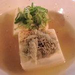 楽彩 - 湯豆腐