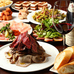 日比谷Bar DINING - 肉プラン