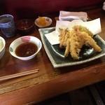 京雀 - てんぷら定食