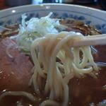 東池袋大勝軒 - もっちもっちの麺が美味しい