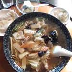 上海厨房 - 五目そば