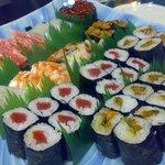 大八寿司 - 寿司は普通