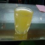 コーヒースタンド小嶺 - 2010年3月 冷やしレモン