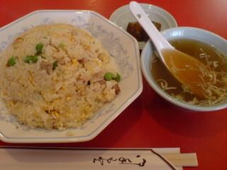 万寿園 - 201503炒飯¥600
