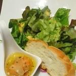 バタフライカフェ - サラダ