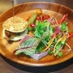 バタフライカフェ - 前菜