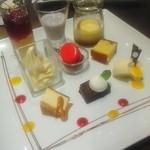 バタフライカフェ - デザート