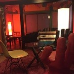 Bar LOST BOY - 2Fはソファー席でユックリと4名様よりご利用頂けるラウンジスペース