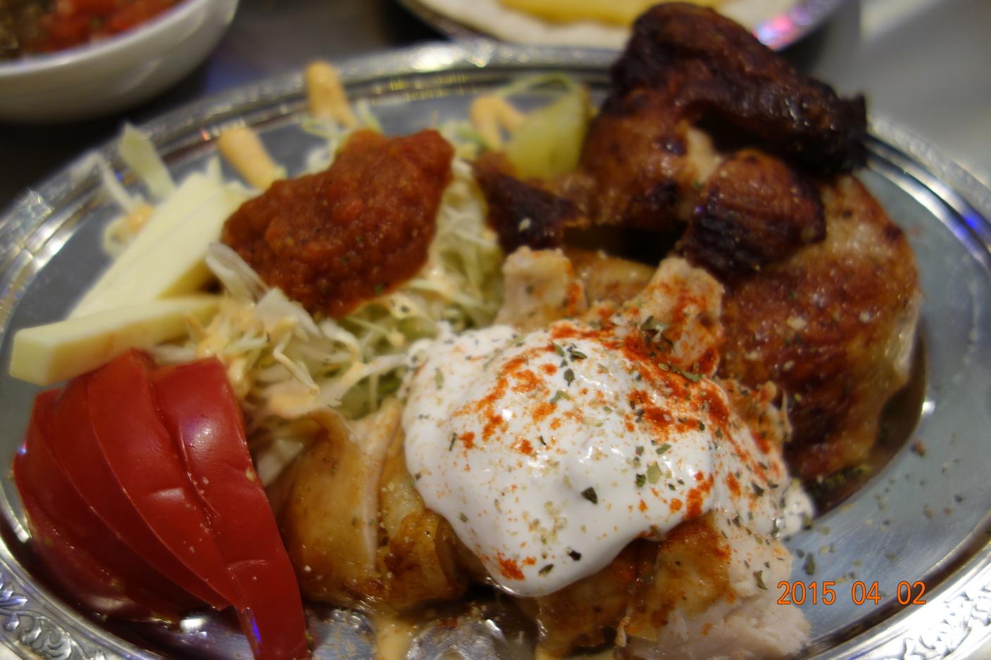 墨国回転鶏料理 ルクア店