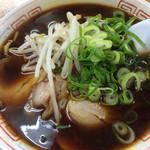 新福菜館 - ラーメン小