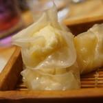 味どころいし川 - 料理写真:かにしゅーまい