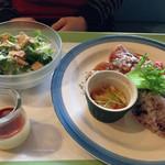 36509067 - 金目鯛のソテーサルサバターソース