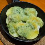 トラットリア・フランチェスカ - ホタテと新じゃがの香草バター焼き