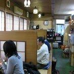 吉井十八 - 店内です。
