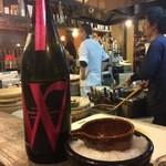 睦乃家 二代目鉄五郎 - 日本酒 W