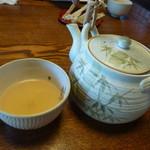 庄庵 - 蕎麦茶