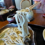 庄庵 - 十割蕎麦細め