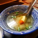 Roi Khon - スープ