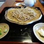 庄庵 - 追加の田舎蕎麦