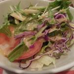 チロル - グリーンサラダ