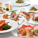 リストランテ アマルフィイ - 料理写真:記念日などに「シェフおすすめコース」