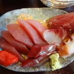 魚がし - 刺身