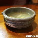 京雀 - かつおと昆布の出汁