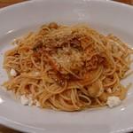 ラ ココリコ - トリッパのトマトソース