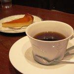 cafe ぼへみあん - ジャマイカ 450円