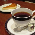 cafe ぼへみあん - マンデリン 400円