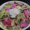 台湾亭 - 料理写真:特性?ちゃんぽん