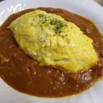 Y's Café - オムカレー