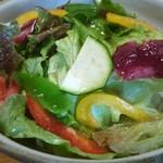 マシモ - トマトの美味しいサラダ